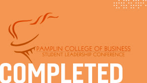 Promoting Leadership through Pamplin