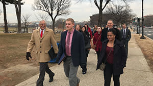 CNRE Leadership Institute Trip to D.C. and Richmond