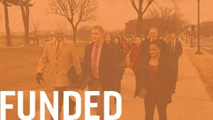 CNRE Leadership Institute Trip to D.C. and Richmond