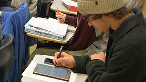 iPads for the Classroom: Connectivity Counts