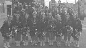WSU Cheer Team Nationals Fundraiser