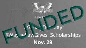 Wayne Law Gives