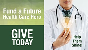 Fund Our Future Health Care Heroes