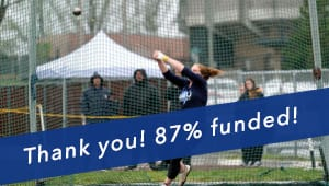 WWU Track and Field- Throwers