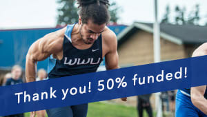 WWU Track and Field Sprints
