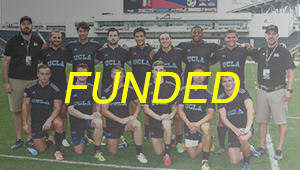 UCLA Men's Rugby - Road to the Varsity Cup