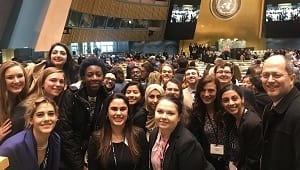 2018 UNO Model United Nations China Cultural Exchange