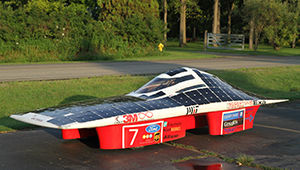 MIT Solar Electric Vehicle Team Road to Australia