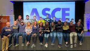 ASCE Va.Conference & AISC Steel Bridge Competition