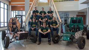 Montana Tech SAE Baja Club