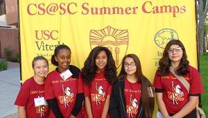 CS@SC Summer Camps