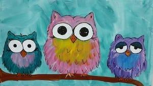 Owls - Jolene