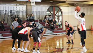 Club Sports: Men's Basketball Travel