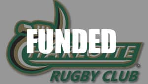 UNC Charlotte's Rugby Club Team