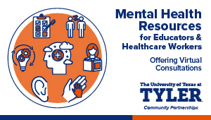 Mental Health Resources for Educators & Healthcare Workers