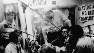 Preserve Voices of the Counterculture: The Bob Fass Archive