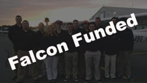 Help the BGSU Falcon Flight Team Soar!