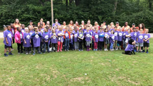 Summer Learning Fun at Camp Adventure