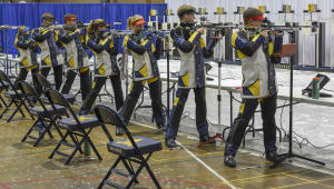 WVU Rifle South African Journey