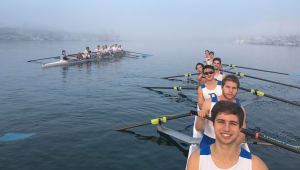 UCLA Men's Rowing - Continuing a Legacy