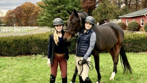 Club Sports: Equestrian Team