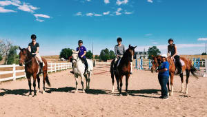 Club Sport: Equestrian Team 2018