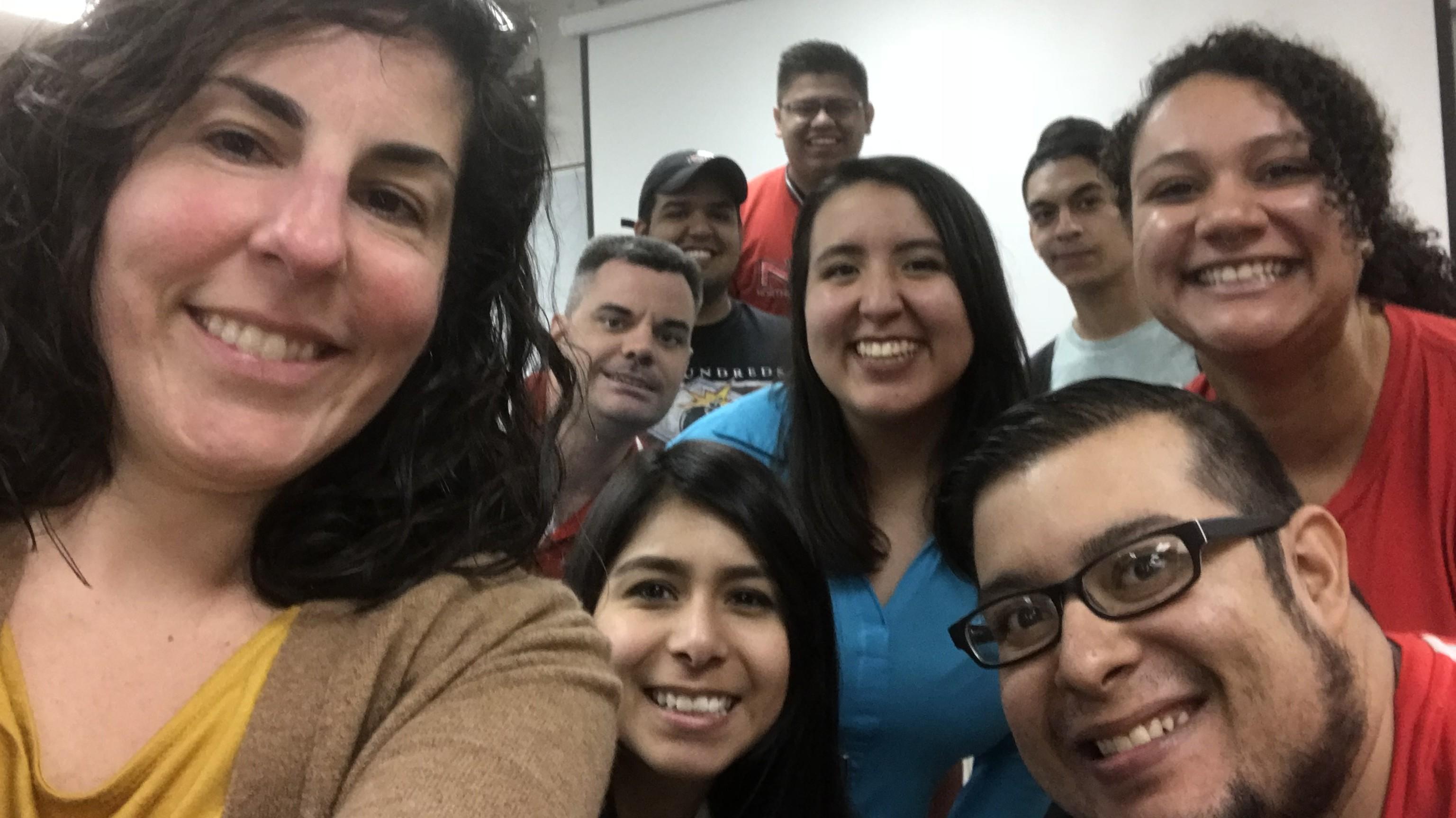 Latinx Oral History Course Spring 2018