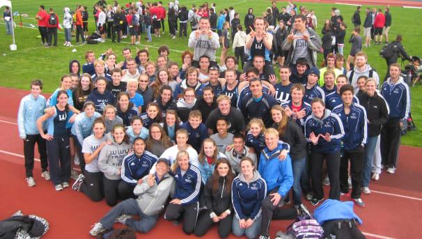 WWU Track and Field- Alumni 2019-20 Image
