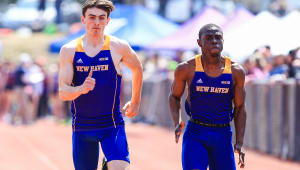 Men's Track and Field/Cross Country 2018