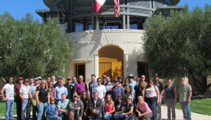 Support Student Field Trips to Commercial Vineyards and Wineries