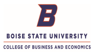 Help COBE students travel to a venture capital conference
