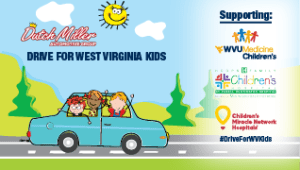 Drive for West Virginia's Kids