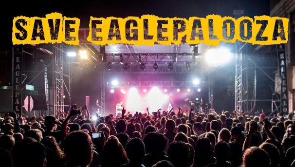 Save Eaglepalooza! Image