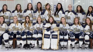 Pitt Women's Ice Hockey 2018