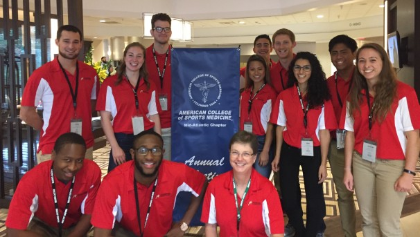 Help Send KNES Students to the ACSM Conference! Image