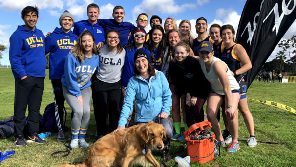Send UCLA Triathlon to Nationals! Image