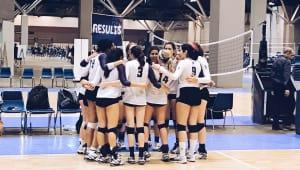 Volleyball Tournament (Women's Club Volleyball)