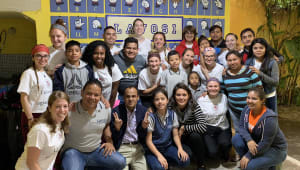 Health Professions Students Travel to Guatemala