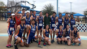 UTSA Triathlon to 2018 Nationals