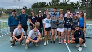 UNCW Club Tennis Fundraising