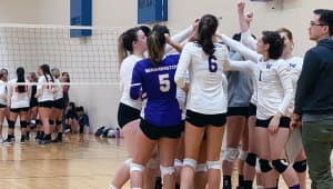 UW Women's Club Volleyball Goes to Nationals