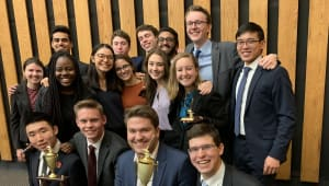 Tufts Mock Trial Winter Invitationals