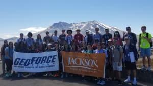 Help GeoFORCE students thrive in college!