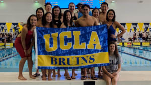 Help UCLA Club Swimming Get to Nationals!
