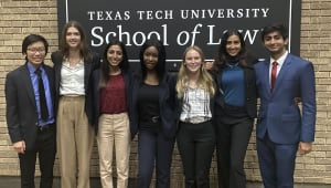 Support the Texas Undergraduate Moot Court Team