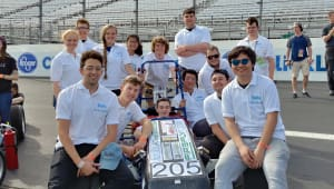 Tufts Electric Racing's 10th Year of Racing