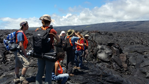 UCLA EPSS|Volcanoes, Craters, and other field trips Image