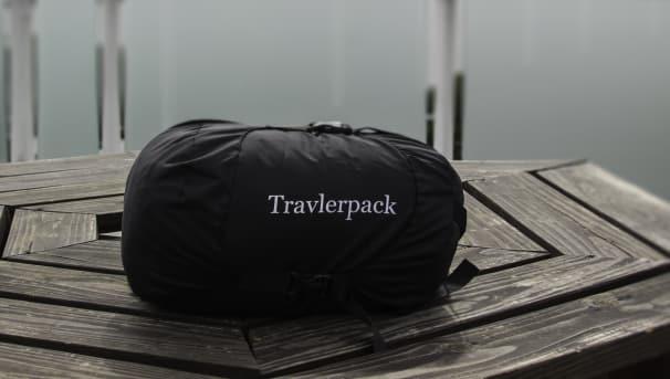 TravlerPack: Keeping Refugees Warm Image
