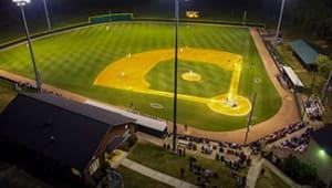 FHU Baseball Hitrax System