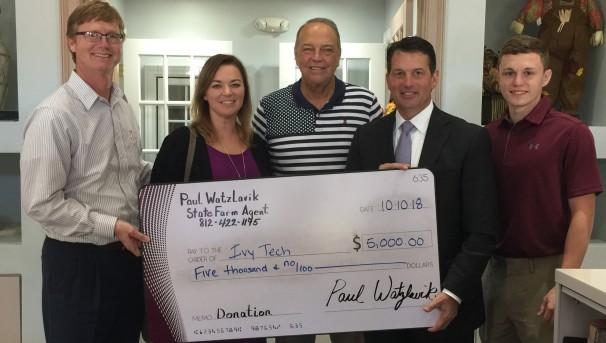 Evansville- Matching Scholarship and Program Endowment Image